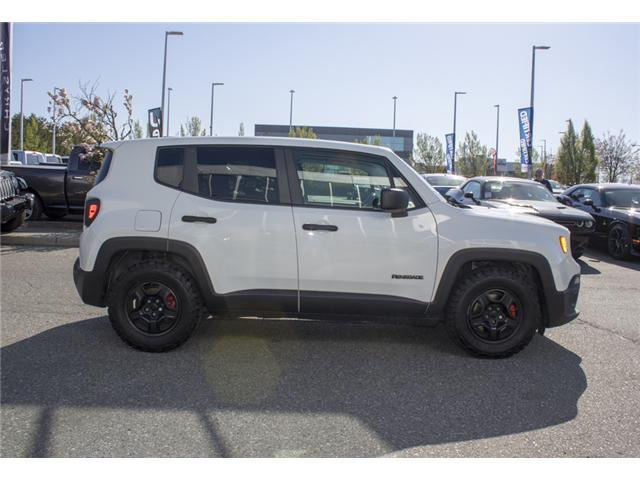 2015 Jeep Renegade Sport (Stk: J872288A) in Abbotsford - Image 8 of 26