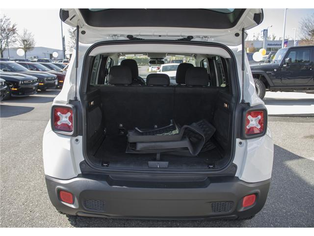 2015 Jeep Renegade Sport (Stk: J872288A) in Abbotsford - Image 9 of 26