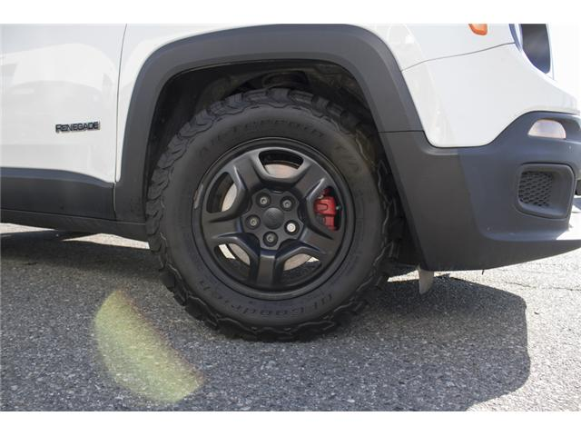 2015 Jeep Renegade Sport (Stk: J872288A) in Abbotsford - Image 10 of 26