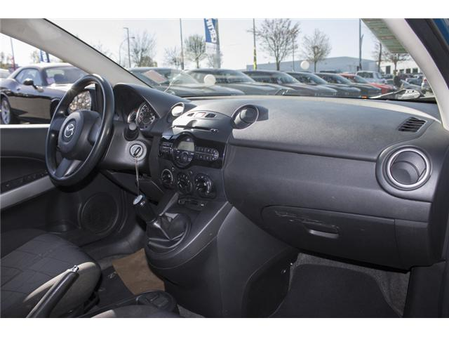 2011 Mazda Mazda2 GX (Stk: H741082A) in Abbotsford - Image 17 of 25