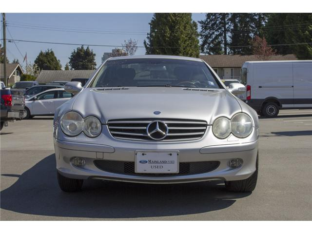 2003 Mercedes-Benz SL- CLASS SL500 (Stk: P2107) in Surrey - Image 2 of 21