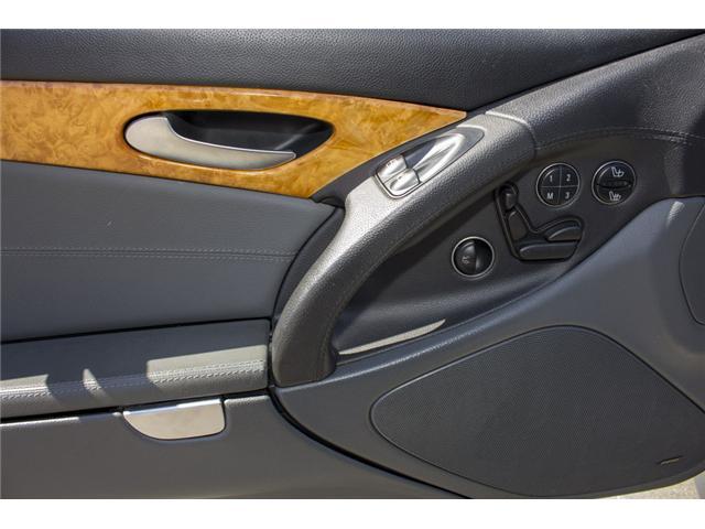 2003 Mercedes-Benz SL- CLASS SL500 (Stk: P2107) in Surrey - Image 14 of 21