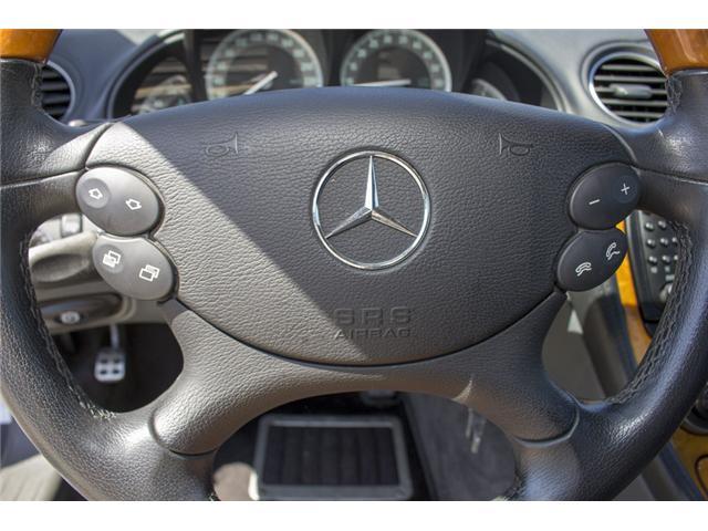 2003 Mercedes-Benz SL- CLASS SL500 (Stk: P2107) in Surrey - Image 15 of 21