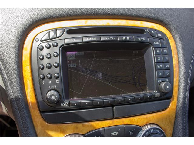 2003 Mercedes-Benz SL- CLASS SL500 (Stk: P2107) in Surrey - Image 17 of 21