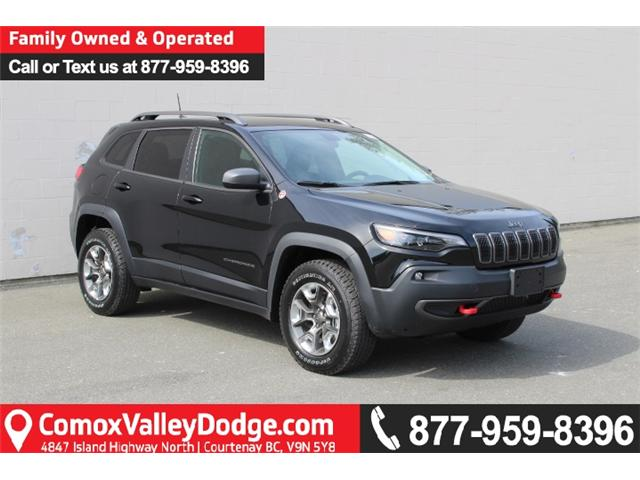 2019 Jeep Cherokee Trailhawk (Stk: D107788) in Courtenay - Image 1 of 30