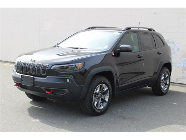 2019 Jeep Cherokee Trailhawk (Stk: D107788) in Courtenay - Image 2 of 30