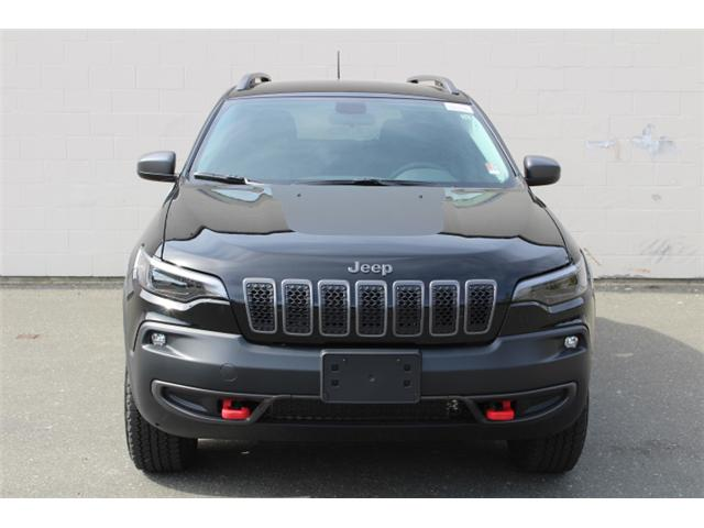 2019 Jeep Cherokee Trailhawk (Stk: D107788) in Courtenay - Image 25 of 30