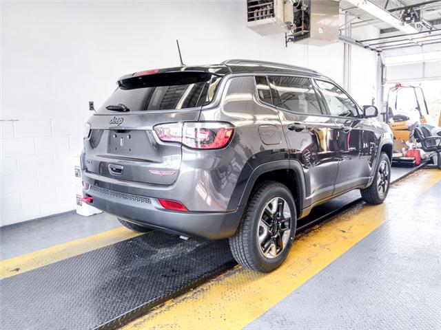 2018 Jeep Compass Trailhawk (Stk: 4434420) in Burnaby - Image 2 of 6