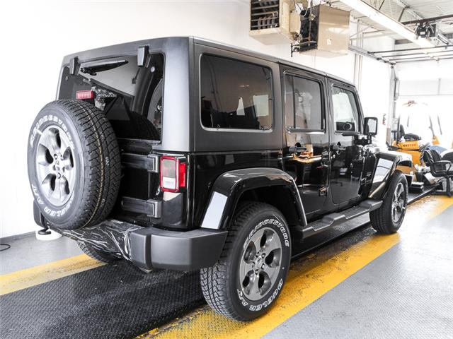 2018 Jeep Wrangler JK Unlimited Sahara (Stk: Y038130) in Burnaby - Image 2 of 6