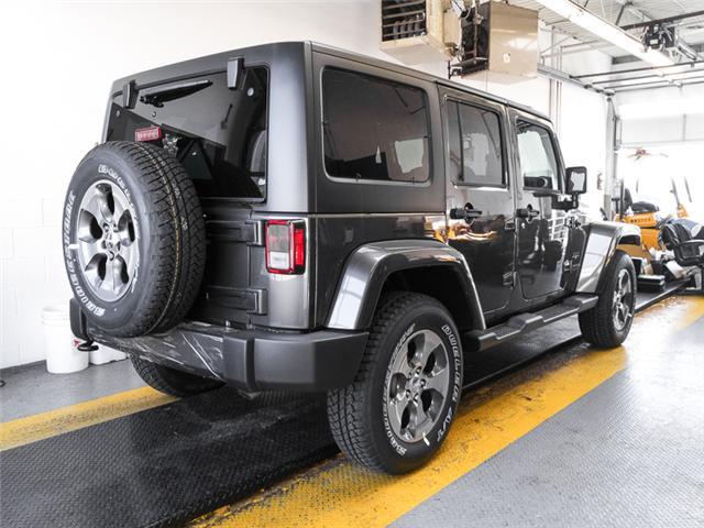 2018 Jeep Wrangler JK Unlimited Sahara (Stk: Y039500) in Burnaby - Image 2 of 6
