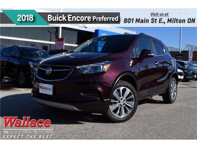 2018 Buick Encore Preferred (Stk: 603532) in Milton - Image 1 of 9