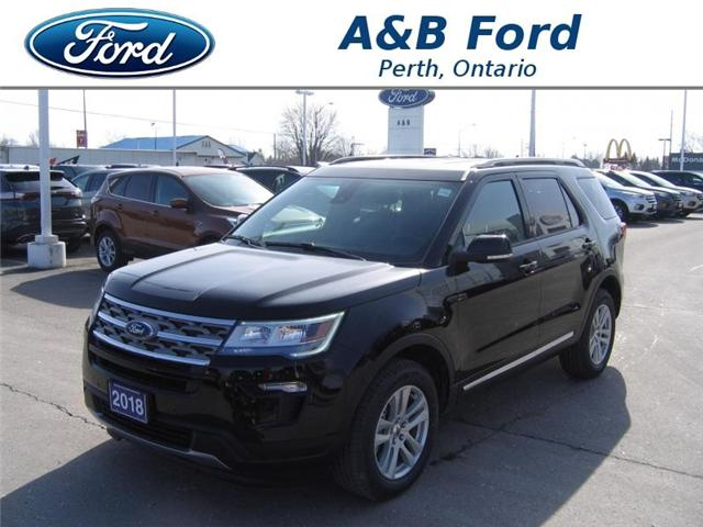 2018 Ford Explorer XLT (Stk: 18189) in Perth - Image 1 of 12