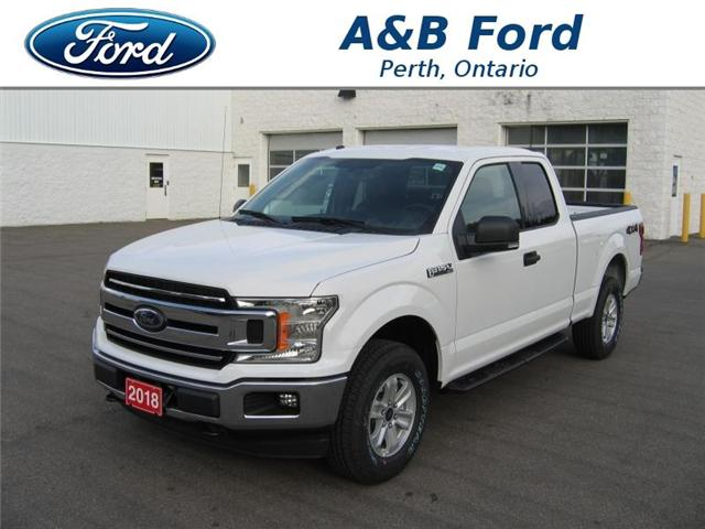 2018 Ford F-150  (Stk: 1803) in Perth - Image 1 of 11