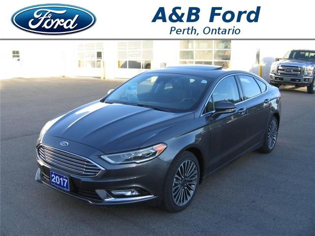 2017 Ford Fusion S (Stk: 17278) in Perth - Image 1 of 11