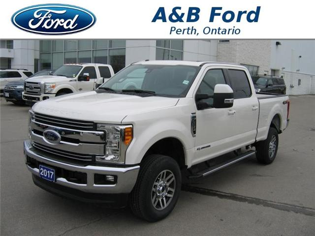 2017 Ford F-250 Lariat (Stk: 17529) in Perth - Image 1 of 12