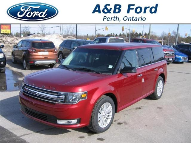 2018 Ford Flex SEL (Stk: 18113) in Perth - Image 1 of 12