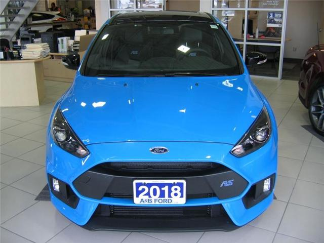 2018 Ford Focus RS Base (Stk: 18159) in Perth - Image 2 of 11