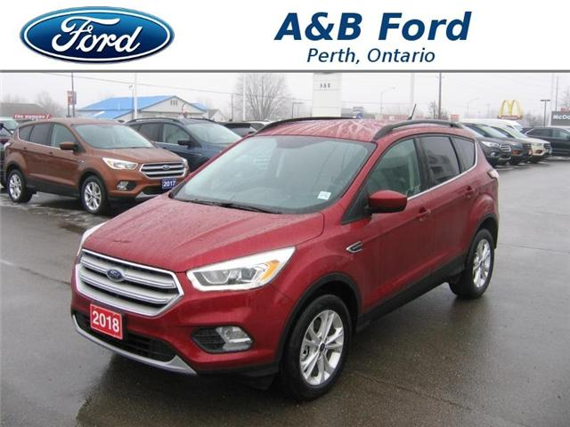 2018 Ford Escape SEL (Stk: 18172) in Perth - Image 1 of 11