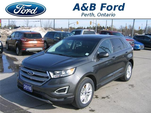 2018 Ford Edge SEL (Stk: 18185) in Perth - Image 1 of 12