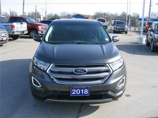 2018 Ford Edge SEL (Stk: 18185) in Perth - Image 2 of 12