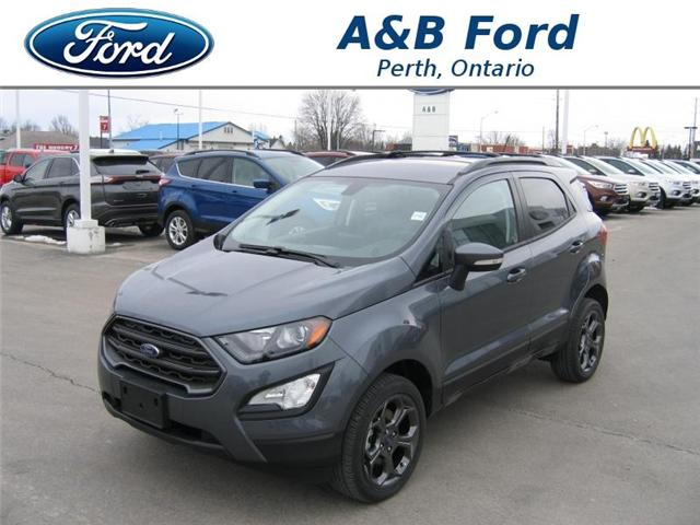 2018 Ford EcoSport SES (Stk: 18236) in Perth - Image 1 of 12