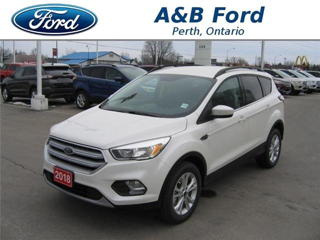 2018 Ford Escape SE (Stk: 18214) in Perth - Image 1 of 11