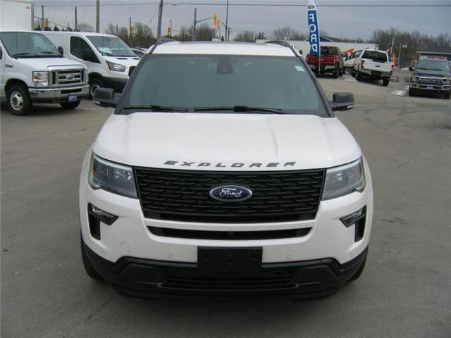 2018 Ford Explorer Sport (Stk: 18223) in Perth - Image 2 of 12