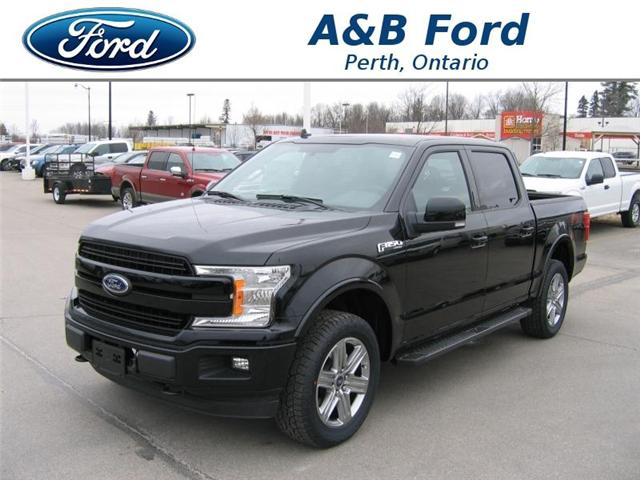 2018 Ford F-150 Lariat (Stk: 18232) in Perth - Image 1 of 12