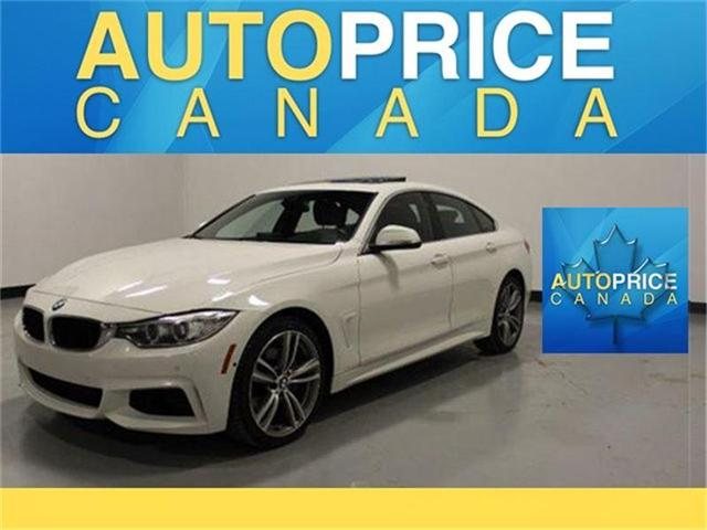 2015 BMW 435i xDrive Gran Coupe (Stk: F9453) in Mississauga - Image 1 of 24