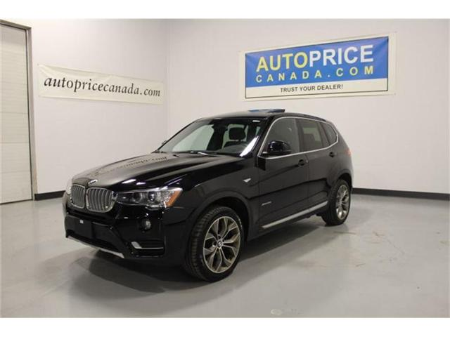 2017 BMW X3 xDrive28i (Stk: N9467) in Mississauga - Image 2 of 22