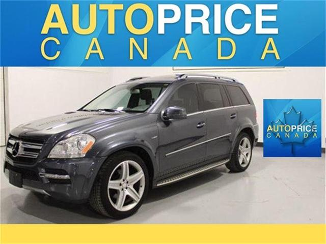 2011 Mercedes-Benz GL-Class Base (Stk: W9370A) in Mississauga - Image 1 of 13
