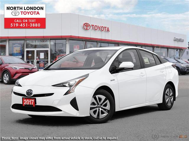 2017 Toyota Prius Technology (Stk: 217504) in London - Image 1 of 24