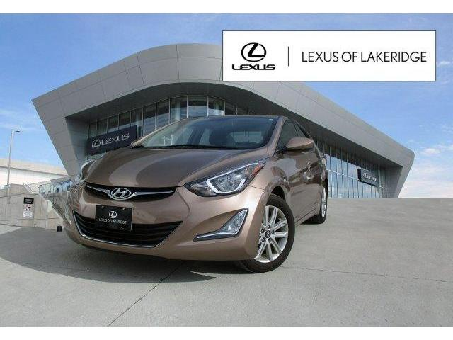 2015 Hyundai Elantra GL (Stk: L18167A) in Toronto - Image 1 of 23