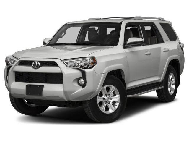 2018 Toyota 4Runner SR5 (Stk: 555085) in Milton - Image 1 of 9