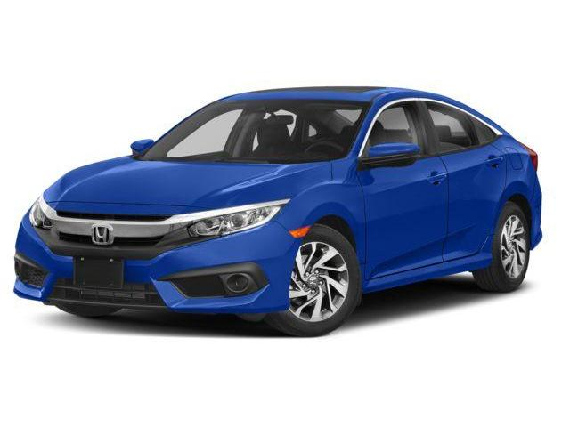 2018 Honda Civic EX (Stk: 8026400) in Brampton - Image 1 of 9