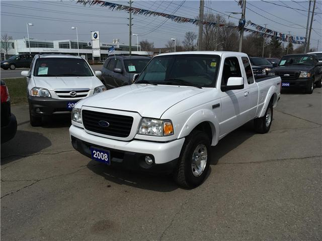 2008 Ford Ranger XLT SuperCab 4 Door 2WD (Stk: P3445A) in Newmarket - Image 1 of 16