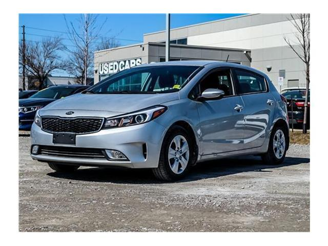 2017 Kia Forte 2.0L LX+ (Stk: 6374P) in Scarborough - Image 1 of 25