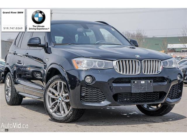 2017 BMW X3 xDrive28i (Stk: 33793A) in Kitchener - Image 1 of 22