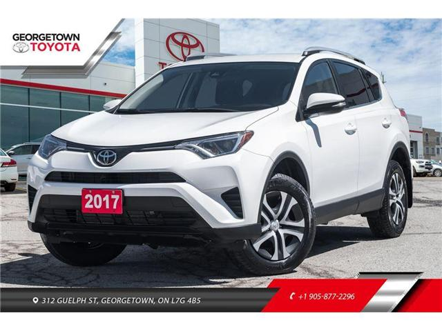 2017 Toyota RAV4 LE (Stk: 17-13529) in Georgetown - Image 1 of 20