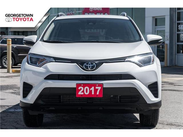 2017 Toyota RAV4 LE (Stk: 17-13529) in Georgetown - Image 2 of 20