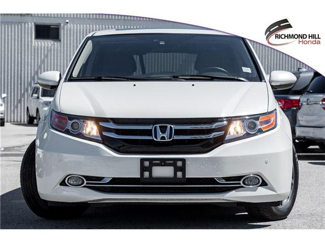 2015 Honda Odyssey Touring (Stk: 180646P) in Richmond Hill - Image 2 of 20