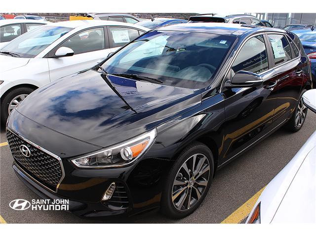 2018 Hyundai Elantra GT GLS (Stk: 82620) in Saint John - Image 1 of 4