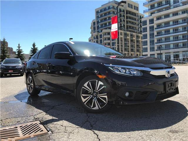 2016 Honda Civic EX-T (Stk: 180889P) in Richmond Hill - Image 1 of 11