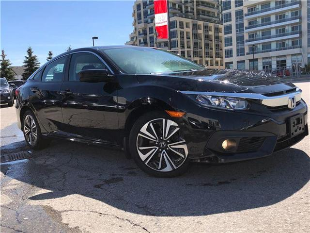 2016 Honda Civic EX-T (Stk: 180967P) in Richmond Hill - Image 1 of 11