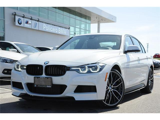 2018 BMW 340 i xDrive (Stk: 8573188) in Brampton - Image 1 of 16