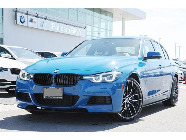 2018 BMW 340 i xDrive (Stk: 8576312) in Brampton - Image 1 of 16