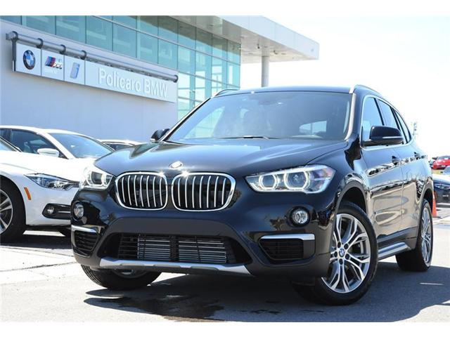 2018 BMW X1 xDrive28i (Stk: 8L24695) in Brampton - Image 1 of 12