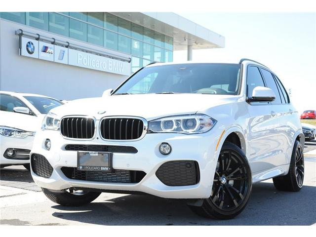2018 BMW X5 xDrive35i (Stk: 8Y03237) in Brampton - Image 1 of 12