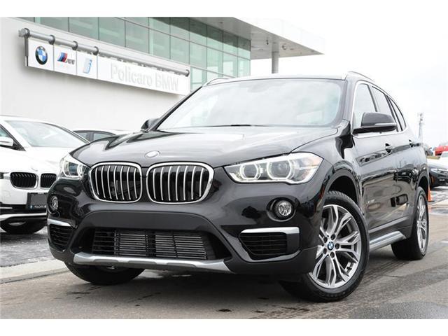2018 BMW X1 xDrive28i (Stk: 8L24694) in Brampton - Image 1 of 12