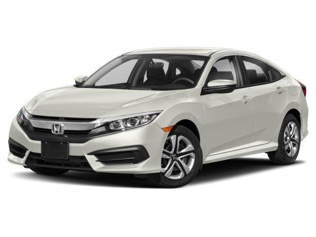 2018 Honda Civic LX (Stk: F18224) in Orangeville - Image 1 of 9